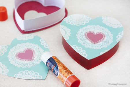 DIY Valentine Boxes